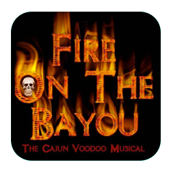 Fire on the Bayou